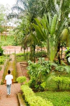 """Der Park """"Bois Sainte Anastasie"""""""