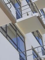 Balkons am Bauhaus
