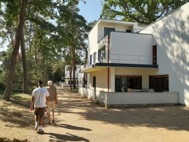 Die Meisterhäuser der Bauhausprofessoren