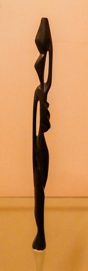 Makonde-Schnitzarbeit